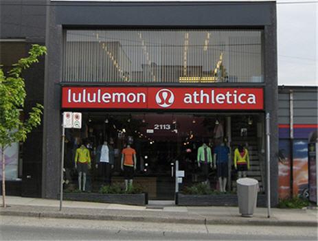 lululemon atheltica