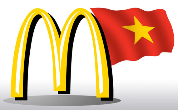 analysis mcdonald's franchise in viet nam Apply to become a mcdonald's franchise operator, and find mcdonald's franchise cost and application requirements creating franchising opportunities, together when ray kroc opened the first restaurant (des plaines) in 1955, his total revenue for that day was -$36612.